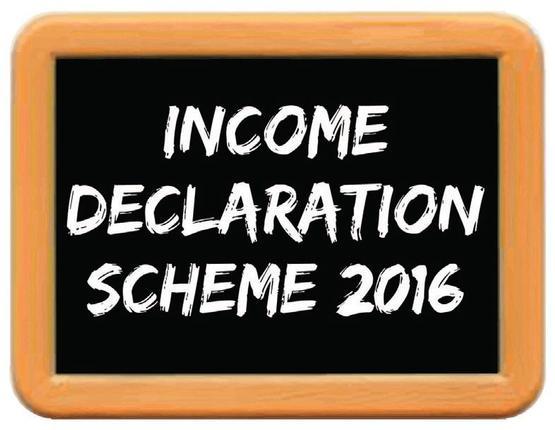 CBDT revises format of Form 3 of Income Declaration Scheme 2016