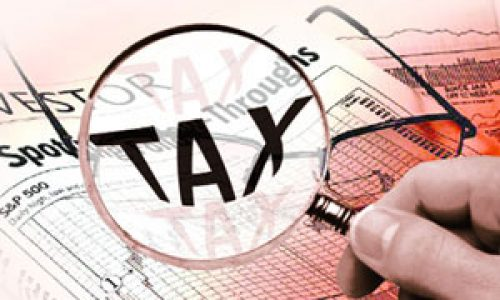 Tax on distributed income of Domestic Company for Shares Buy-Back