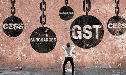 GST Rates finalized – GST panel fixes rates @ 5%, 12%, 18% & 28%