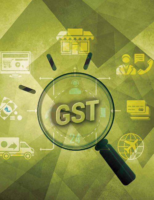 GST rates on Goods and Services AND Jurisdiction in GST