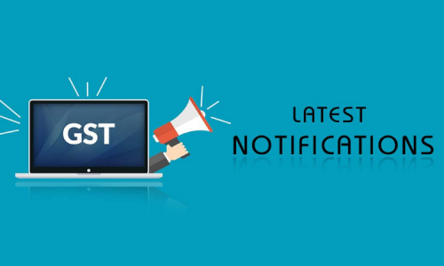 GST Notification
